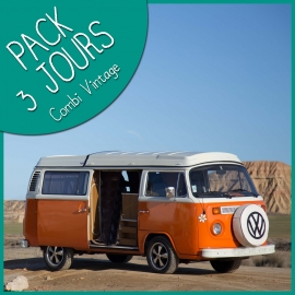Pack 3 jours Combi Vintage