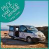 Pack 1 semaine Road Trip  en Campy Classic