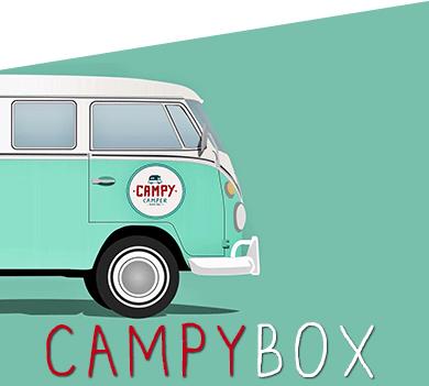 Coffrets cadeau Campy Camper